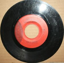 SATAN & SATAN'S ROSES I'm A Devil WE RECOMMEND Psych Rock 45 on SABLE 404