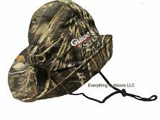 Sou'Wester Hat Waterproof TecH2O Scent Blocker Whitewater Realtree MAX-4 OSFM