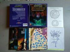 Menzoberranzan Boxed Set Advaced  Dungeons & Dragons AD&D TSR