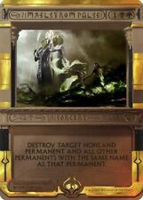 Pulsation du Maelstrom PREMIUM / FOIL PROMO - Pulse Invocation Magic Mtg -