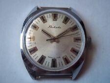 Raketa Russian windup watch. Made in USSR. Pre-owned.
