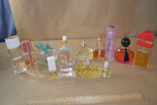 Lot Of 13 Collectible Perfumes Cassini Burberry Ed Hardy Paradise Red Door #2043