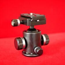 Stativkopf Kugelkopf für Kamera DSLM DSLR bis 8 kg Vollformat S1 Lumix Canon EOS