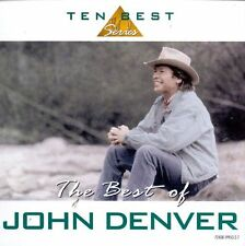 JOHN DENVER The Best Of CD BRAND NEW Ten Best Series