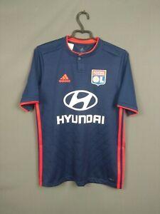 Olympique Lyonnais Jersey 2018 2019 Away Youth 15-16 y Shirt Adidas CF9150 ig93