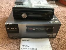 Sony CDX-GT57UPam/fm/AUX/USB CD Player In Dash Receiver detachable face + Remote