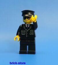LEGO®  City / Polizei  Figur (Nr.11) Polizei Flugzeug Pilot