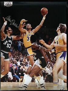 Kareem Abdul Jabbar Lakers Signed 30x40 Photo Autographed Poster PSA/DNA COA