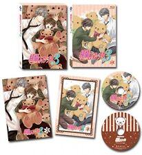 Junjo Junjou Romantica 3 Vol.3 Limited Edition DVD Drama CD Manga Booklet Japan