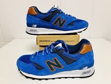 """SNEAKERS NEW BALANCE 577 """"COUNTRY FAIR"""" -- size: 8 1/2 UK - 42.5 EUR - 9 USA."""