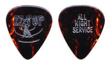 Zz Top Billy Gibbons Signature All Night Service Guitar Pick - 1994 Antenna Tour