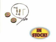 Lokar Universal Door Latch Cable Release Kit (Pair) DLR-2100