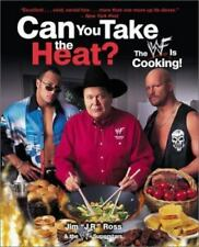 "Can You Take the Heat? The WWF Is Cooking!, Ross, Jim ""J.R."", Acceptable Book"
