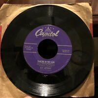 Ray Anthony: Dragnet / Dancing In The Dark / 45 Rpm 1953 Capitol 2562