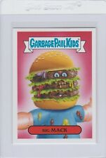 Garbage Pail Kids Big Mack 4a GPK 2016 American As Apple Pie In Your Face