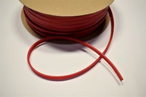 Embossed Welt Cord Piping Extruded Marine Outdoor UV Edge Trim Fabric 13 Colors