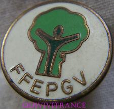 BG6468 - INSIGNE FFEPGV Fédération Française d'Éducation Physique et de Gymnasti