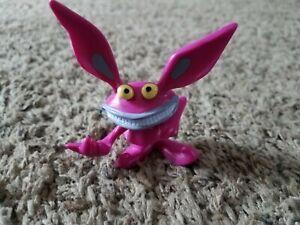 AAAHH! Real Monsters ICKIS PVC Figure!! 1995 Nickelodeon Hardees