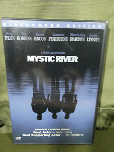 Mystic River DVD (2003) Film by Clint Eastwood, winner of 2 Academy Awards