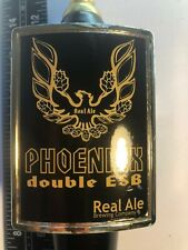 BEER TAP HANDLE PHOENIXX DOUBLE ESB REAL ALE