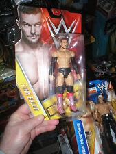 WWE FINN BALOR, RED BOOT VERSION FROM MATTEL, NEVER OPENED