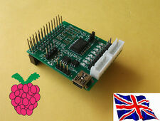 Rs-Pi uln2803 Step Motor  & i2c 1-Wire Board for Raspberry Pi
