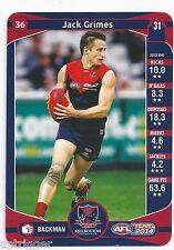2014 Teamcoach (36) Jack GRIMES Melbourne
