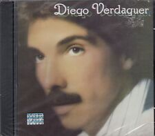 Diego Verdaguer CD New Nuevo sealed