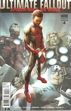 Ultimate Fallout  #4   2nd Ptg. Bagley   Variant  Cover    1st Miles Morales