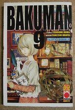 Bakuman n. 9 di Obata, Ohba * Death Note * 1a ed. Planet Manga