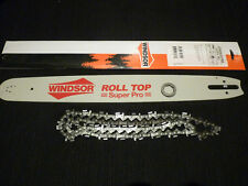 "*SUPER SALE! 18"" CHAIN & WINDSOR BAR 1 x RIM SPROCKET to Suit STIHL CHAINSAWS"