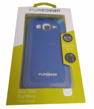 PureGear 6QEFzb2 Slim Shell for Samsung Galaxy Core Prime Blue Case Protection