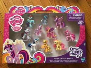 My Little Pony Cutie Mark Magic Twilight Sparkle & Friends Mini Collection 2015