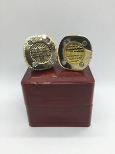 LeBron James 2020 Los Angeles Lakers Championship Ring with Wooden Box