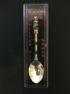 Beatrix Potter Peter Rabbit Silver Plated Spoon - by Watsons
