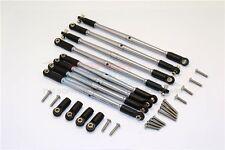 Traxxas E-Revo Brushless /Summit /Revo /Revo 3.3 Steering Tie Rod - Grey Silver