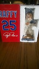 Rafael Palmeiro #RAFFY 25 MLB Texas Rangers 2003 Bobblehead  New In Box