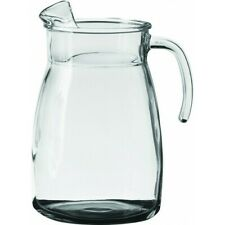 More details for 4 pint niagra glass jug lce 2,3,4 pints pack of 6