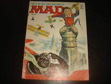 MAD MAGAZINE #43   British UK Edition  VG/FN