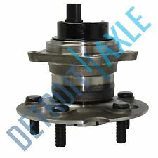 New REAR Complete Wheel Hub and Bearing Assembly 1996-05 Toyota RAV4 FWD ABS