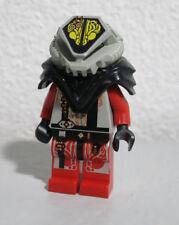 Red Alien U.F.O. UFO Space 6975 2847 6979 6915 Space LEGO Minifigure Figure