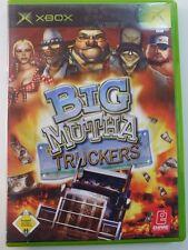 !!! XBOX CLASSIC GIOCO BIG MUTHA TRUCKERS, usati ma ben!!!