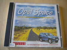 Opel space	CD	1995	Redding Jones Gaye Reeves James Warwick Cooke Bon Ton Jones