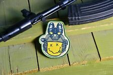 Smail tactical, Russian Tactical morale Embroidered patch