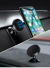 Magnetic Gear Car Phone Holder 360 Rotation With Mounting Plate