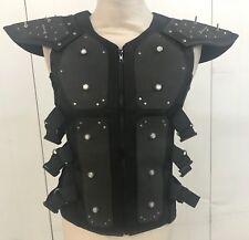 SDL Original Men's Warrior  Larp Metal Matrix Waist Coat Size XL