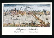 LONDON Shakespeare's Southwark Artist Tuck Oilette PPC