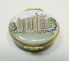 CRUMMLES & Co. Trinket Box showing The Dorchester London