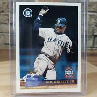 1996 #205 Ken Griffey Jr. Seattle Mariners