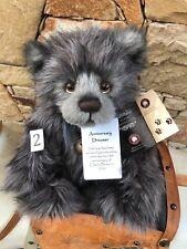 Dreamer 2 Charlie Bears Plush 2020 15th Anniversary Collectable Teddy Bear